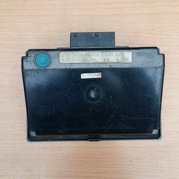Màn Hình Xe Nâng Điện Linde R115-01 115.360.51.09