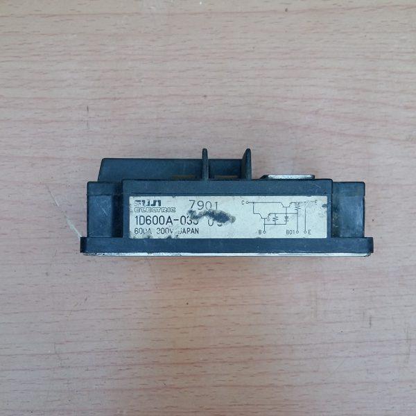 Công Suất Chạy-Ben Xe Nâng Điện 1D600A-030