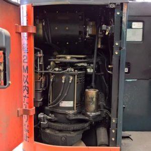 Xe Nâng Điện Toyota 7FBR25-10171