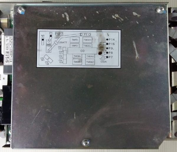 Board Xe Nâng Điện Đứng Lái Toyota 7FBR15