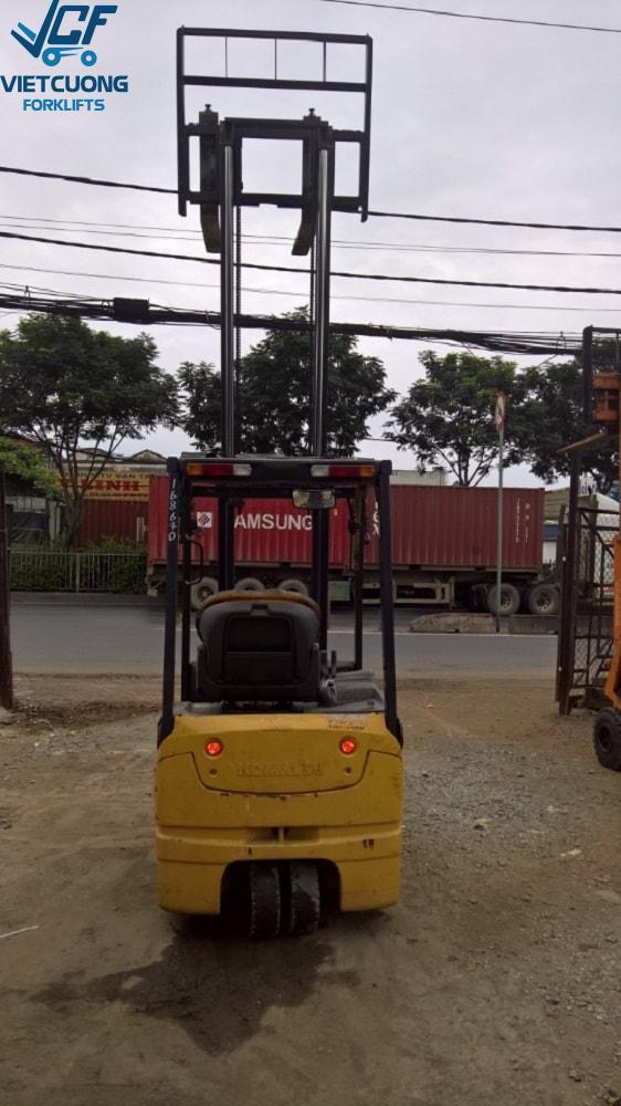 Xe Nâng Điện Ngồi Lái Komatsu FB10M-12-825050