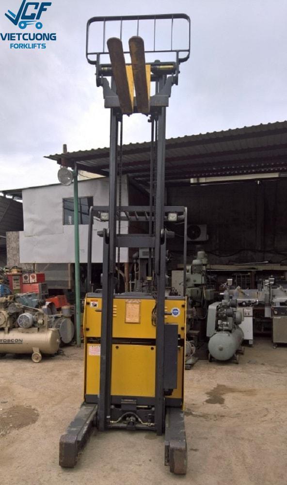 Xe Nâng Điện Đứng Lái Komatsu FB13RC-12_93616