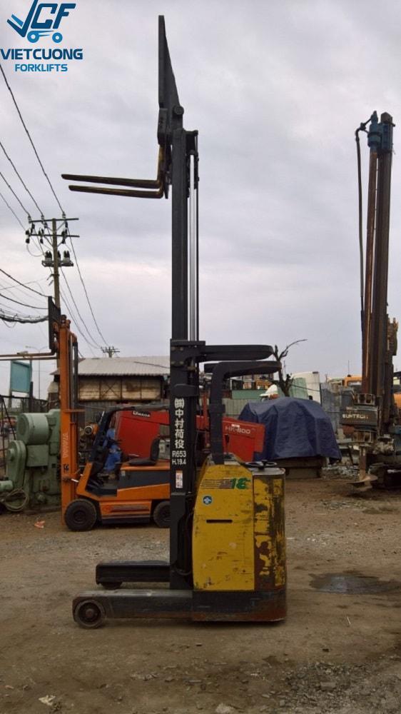 Xe Nâng Điện Đứng Lái Komatsu FB18RLF-12-94267