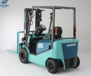 sửa xe nâng điện shinko